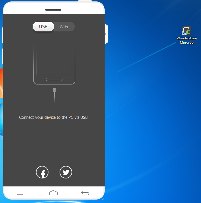 How To Project Or Mirror Andriod Screen On Pc