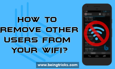remove other users from wifi, kick other users from wifi