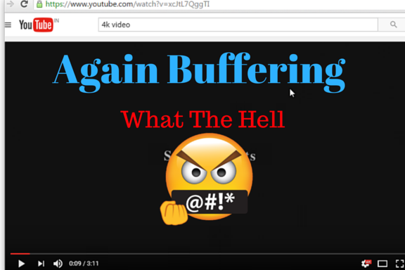 how to fix youtube buffering