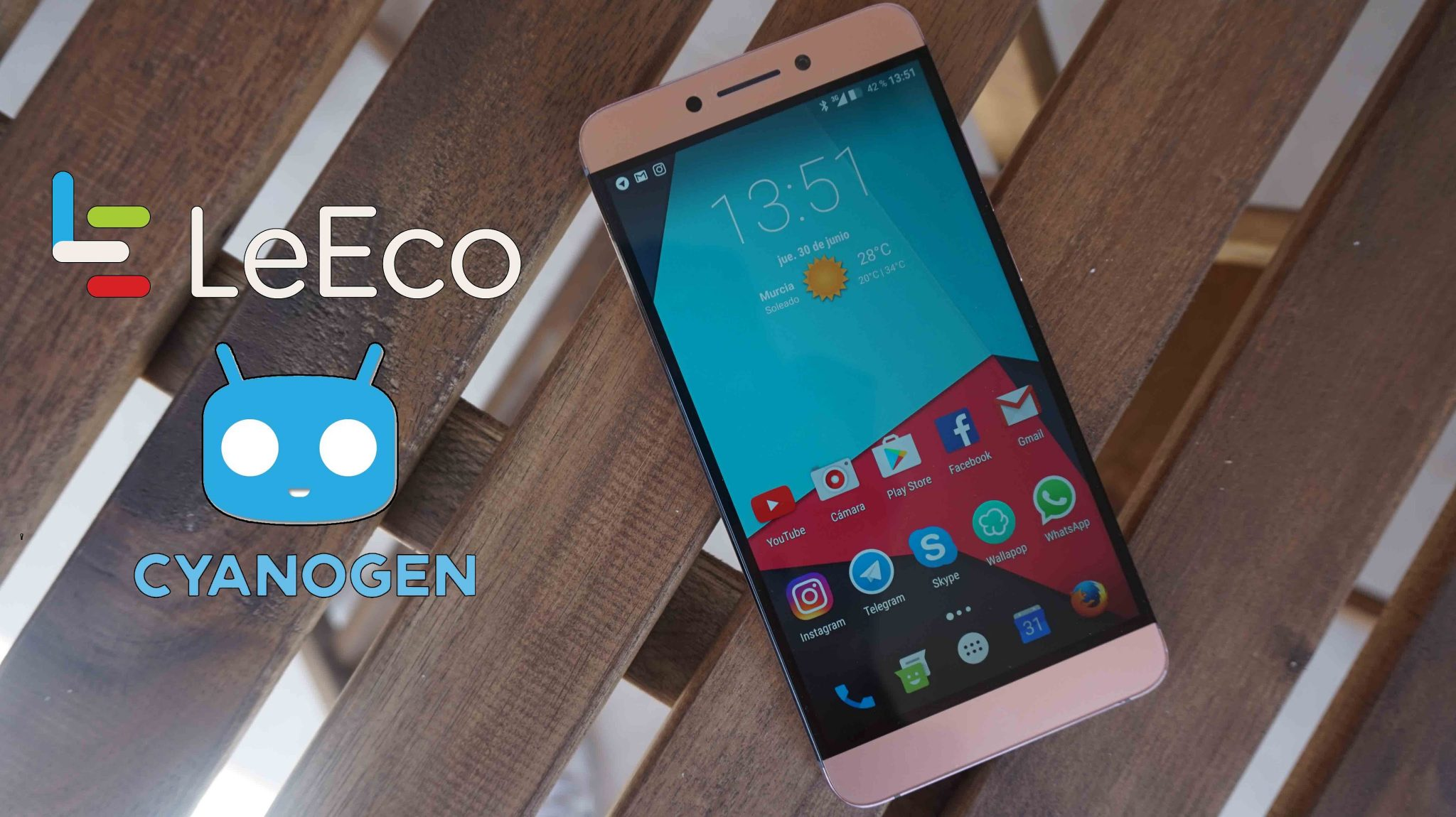 LeEco Le2 Rom | CM13 / Lineage OS For X526 and x527