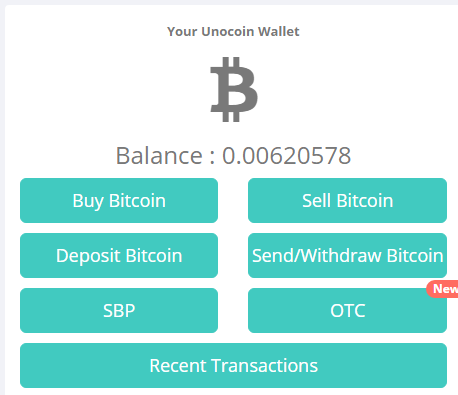 unocoin dashboard, unocoin review