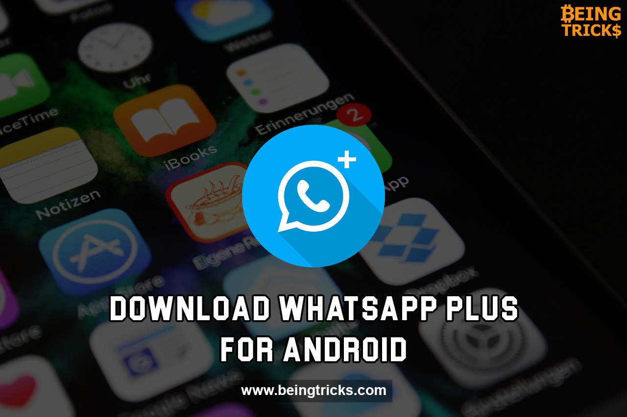 Download WhatsApp Plus Apk for Android (Latest)