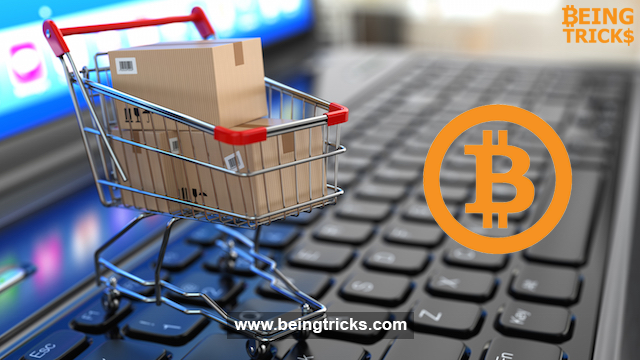 shop with bitcoins