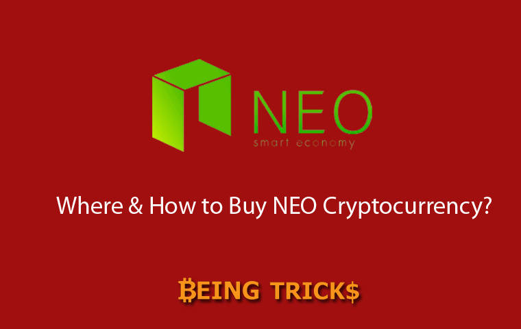 Where & How to Buy NEO Cryptocurrency?