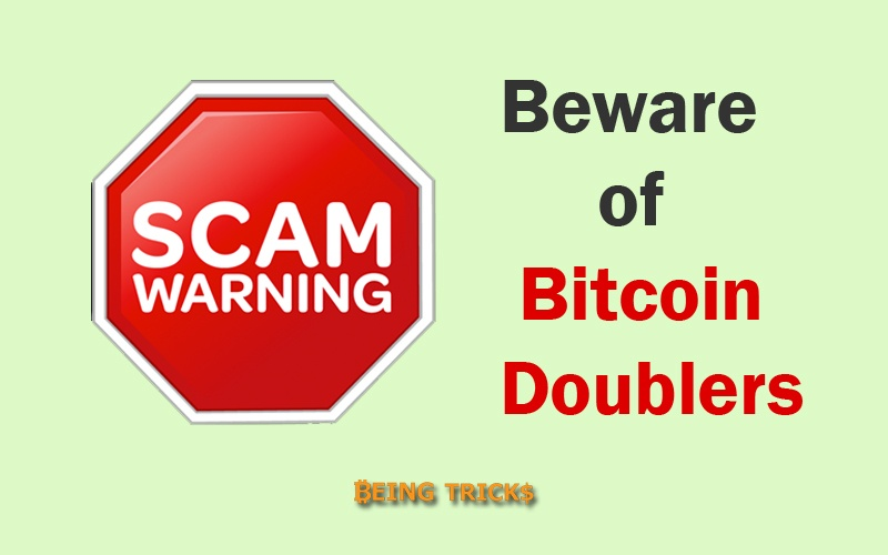 beware of bitcoin doublers