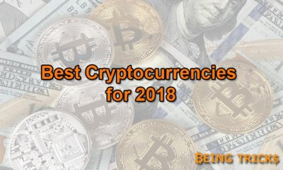 best cryptocurrencies for 2018