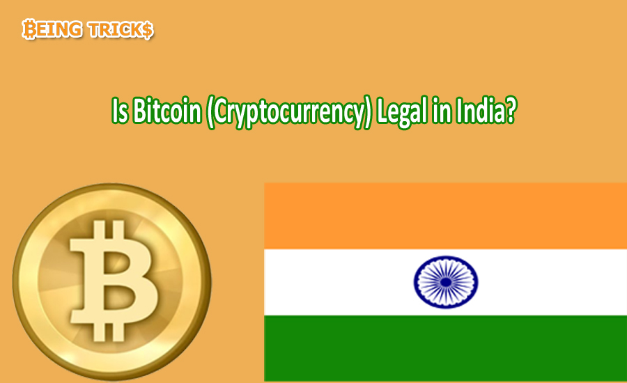 is bitcoin legal in india