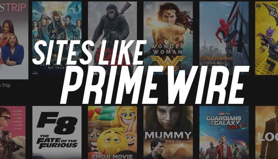 Free sites like Primewire