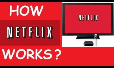 how Netflix works?