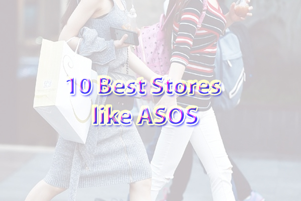 Best Stores like ASOS
