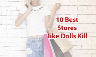 Best Stores like Dolls Kill