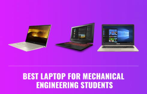 best laptops for mechanical engineering
